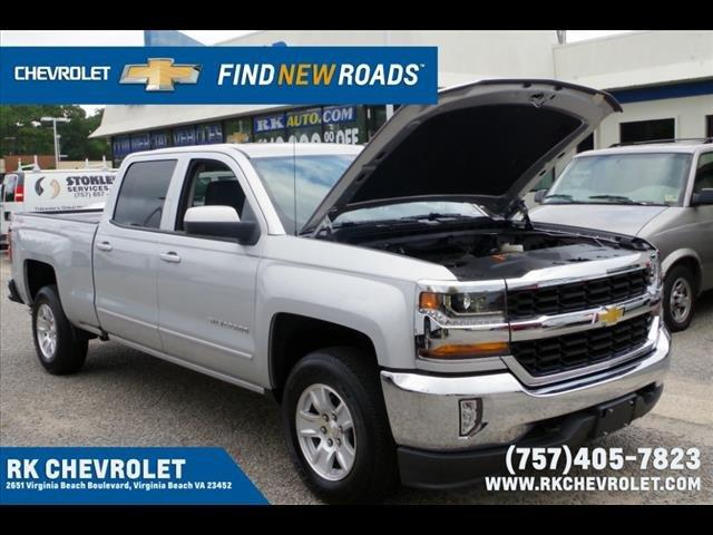 2018 Silverado 1500 Crew Cab 4x4,  Pickup #286705 - photo 49