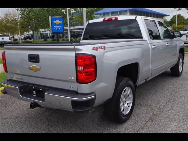 2018 Silverado 1500 Crew Cab 4x4,  Pickup #286705 - photo 8