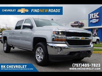 2018 Silverado 1500 Crew Cab 4x4,  Pickup #286705 - photo 1