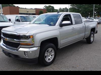 2018 Silverado 1500 Crew Cab 4x4,  Pickup #286705 - photo 4