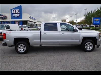 2018 Silverado 1500 Crew Cab 4x4,  Pickup #286705 - photo 9