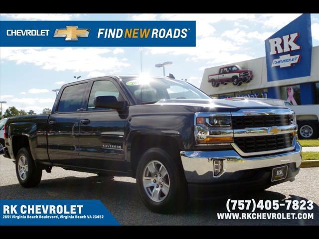 2018 Silverado 1500 Crew Cab 4x2,  Pickup #286746 - photo 1