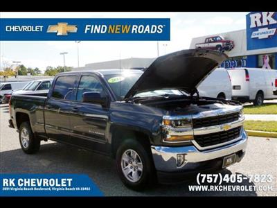 2018 Silverado 1500 Crew Cab 4x2,  Pickup #286746 - photo 44