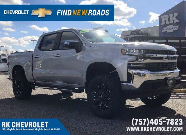 2019 Silverado 1500 Crew Cab 4x4,  Pickup #296370 - photo 1