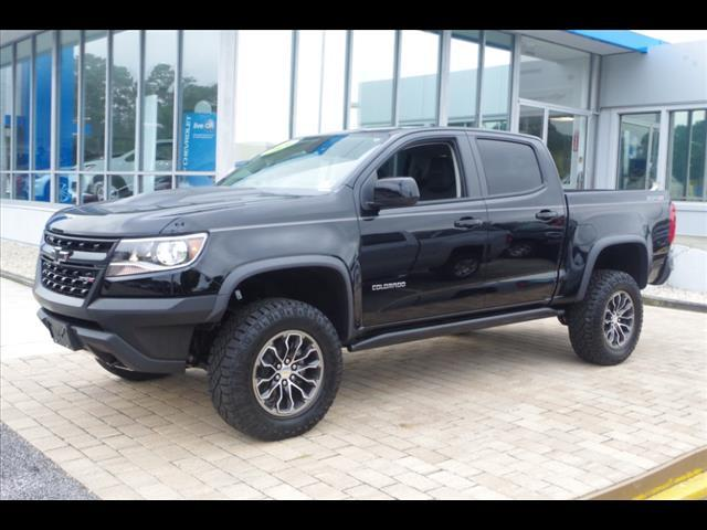 2019 Colorado Crew Cab 4x4,  Pickup #296463 - photo 4