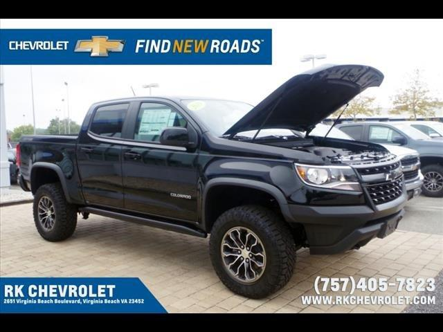 2019 Colorado Crew Cab 4x4,  Pickup #296463 - photo 42