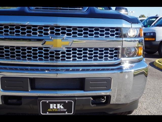 2019 Silverado 2500 Crew Cab 4x4,  Pickup #296562 - photo 13