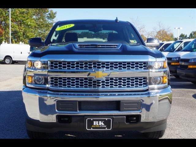 2019 Silverado 2500 Crew Cab 4x4,  Pickup #296562 - photo 3