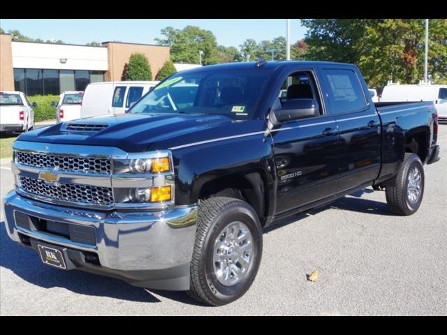 2019 Silverado 2500 Crew Cab 4x4,  Pickup #296562 - photo 4