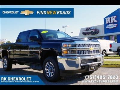 2019 Silverado 2500 Crew Cab 4x4,  Pickup #296562 - photo 1