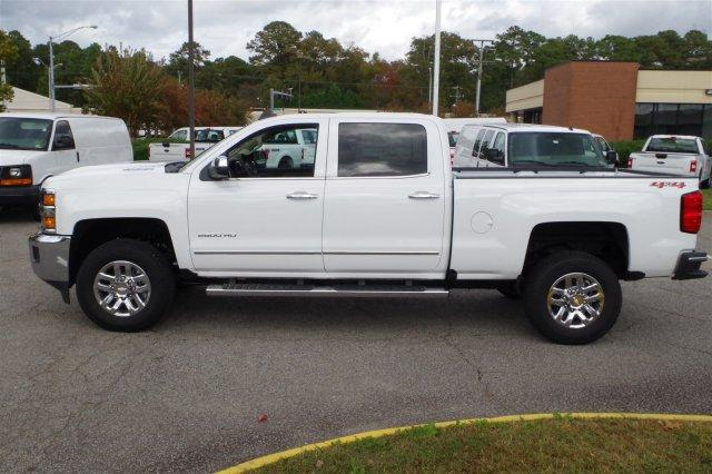 2019 Silverado 2500 Crew Cab 4x4,  Pickup #296838 - photo 4
