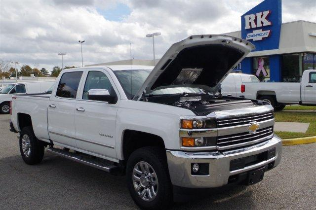 2019 Silverado 2500 Crew Cab 4x4,  Pickup #296838 - photo 45