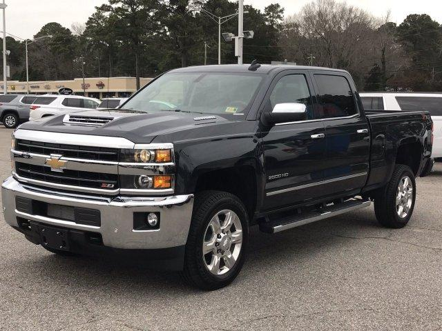 2019 Silverado 2500 Crew Cab 4x4,  Pickup #297368 - photo 4