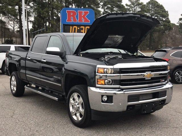 2019 Silverado 2500 Crew Cab 4x4,  Pickup #297368 - photo 52