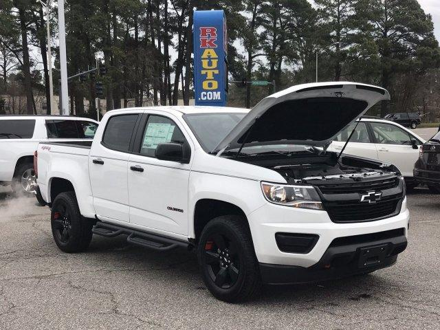 2019 Colorado Crew Cab 4x4,  Pickup #297386 - photo 42