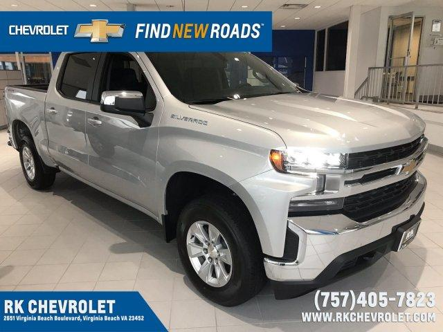 2019 Silverado 1500 Crew Cab 4x4,  Pickup #297387 - photo 1