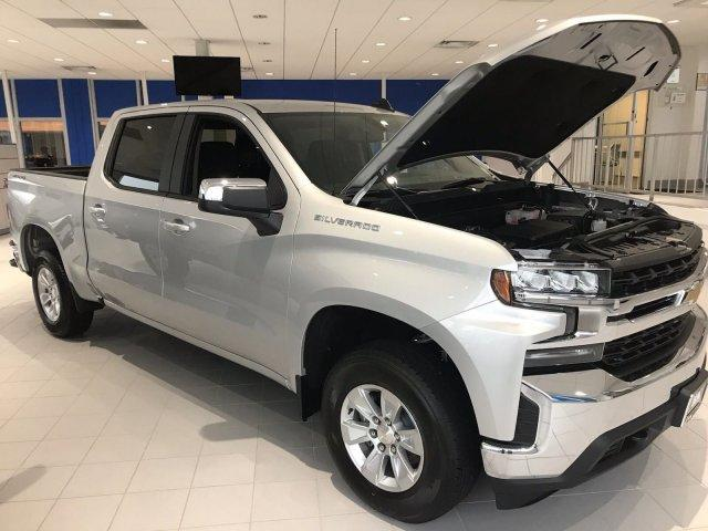 2019 Silverado 1500 Crew Cab 4x4,  Pickup #297387 - photo 44