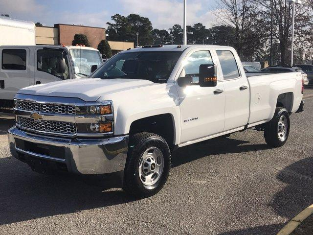 2019 Silverado 2500 Double Cab 4x4,  Pickup #CN97359 - photo 4