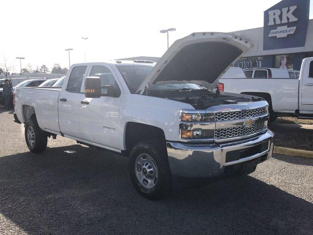 2019 Silverado 2500 Double Cab 4x4,  Pickup #CN97359 - photo 40