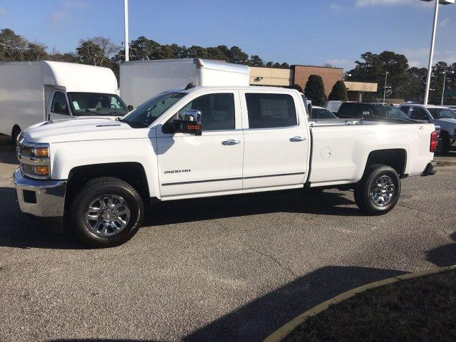 2019 Silverado 2500 Crew Cab 4x4,  Pickup #CN97527 - photo 5