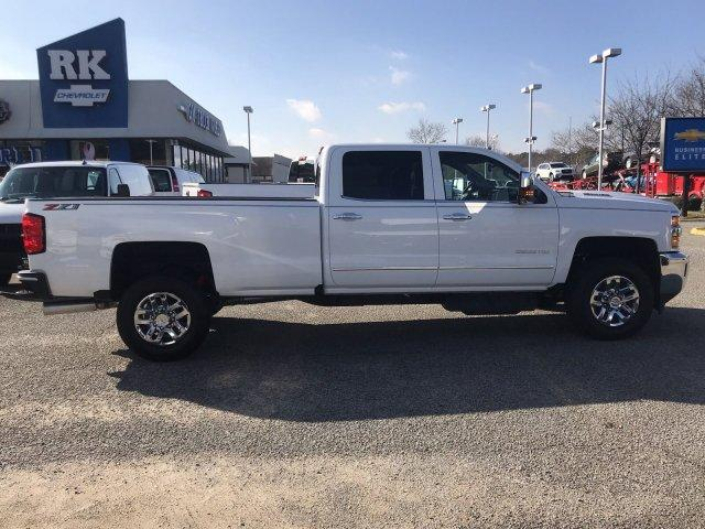 2019 Silverado 2500 Crew Cab 4x4,  Pickup #CN97537 - photo 8