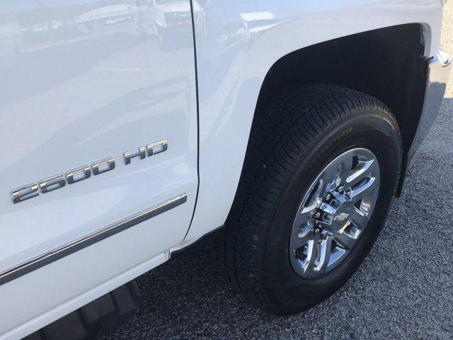 2019 Silverado 2500 Crew Cab 4x4,  Pickup #CN97537 - photo 9