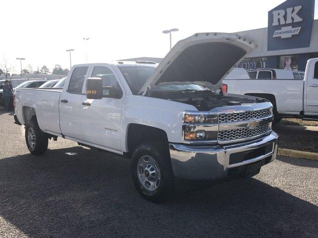 2019 Silverado 2500 Double Cab 4x4,  Pickup #CN97549 - photo 40