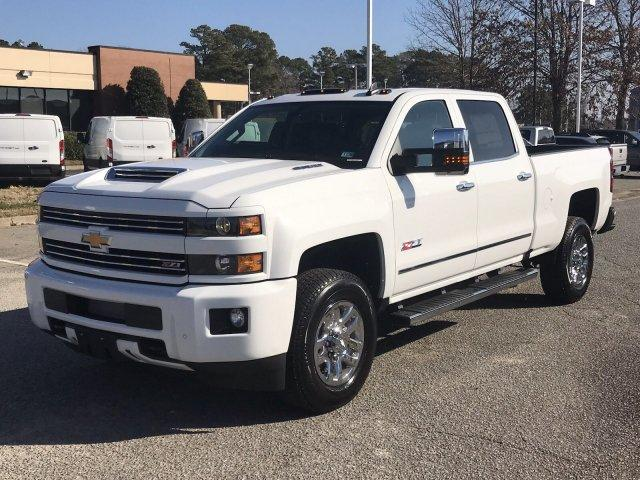 2019 Silverado 3500 Crew Cab 4x4,  Pickup #CN97552 - photo 4