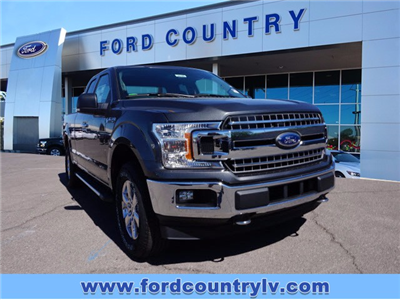 2018 F-150 Super Cab 4x4,  Pickup #58160 - photo 1