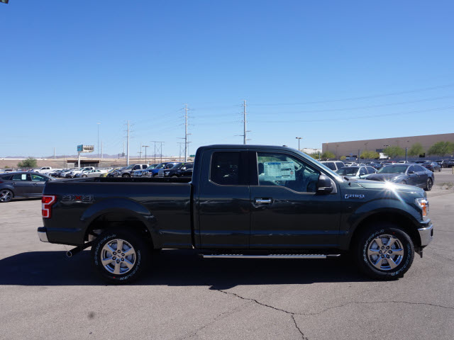 2018 F-150 Super Cab 4x4,  Pickup #58670 - photo 2