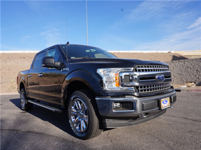 2018 F-150 SuperCrew Cab 4x4,  Pickup #59488 - photo 2
