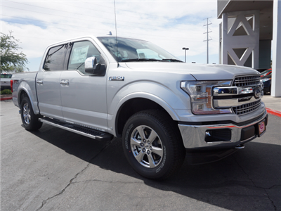 2018 F-150 SuperCrew Cab 4x4,  Pickup #60801 - photo 2