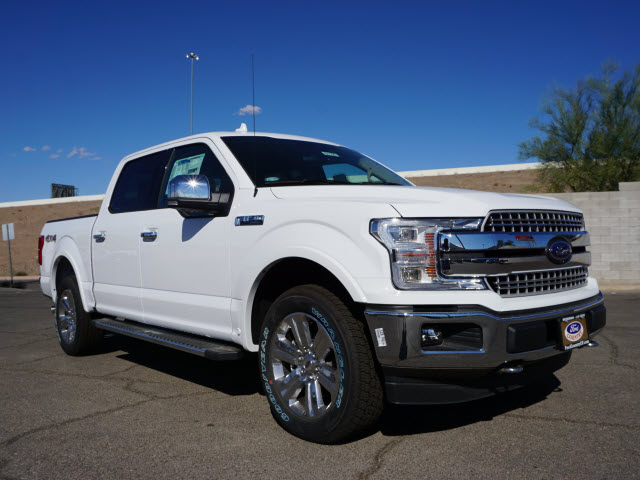 2018 F-150 SuperCrew Cab 4x4,  Pickup #61155 - photo 2