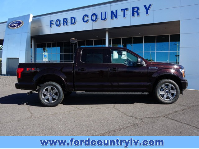 2018 F-150 SuperCrew Cab 4x4,  Pickup #61431 - photo 1