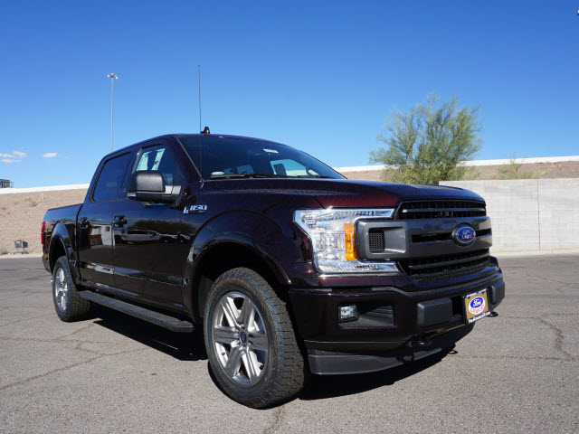 2018 F-150 SuperCrew Cab 4x4,  Pickup #61431 - photo 2