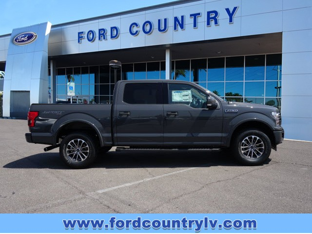 2018 F-150 SuperCrew Cab 4x4,  Pickup #61546 - photo 1