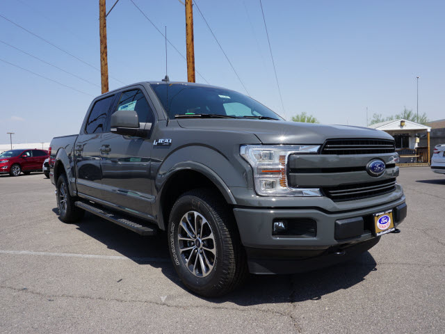 2018 F-150 SuperCrew Cab 4x4,  Pickup #61546 - photo 2