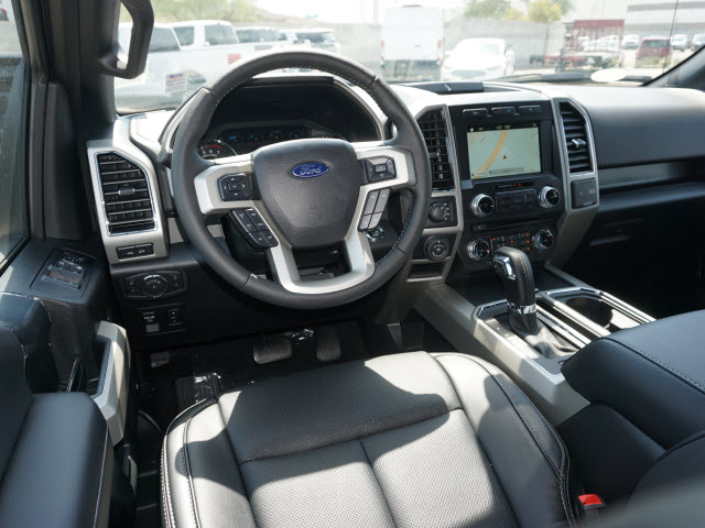 2018 F-150 SuperCrew Cab 4x4,  Pickup #61546 - photo 4