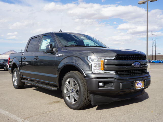 2018 F-150 SuperCrew Cab 4x2,  Pickup #62044 - photo 2