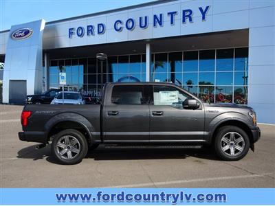 2018 F-150 SuperCrew Cab 4x2,  Pickup #62044 - photo 1