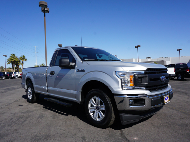 2018 F-150 Regular Cab 4x2,  Pickup #62070 - photo 2