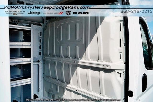 2018 ProMaster 2500 High Roof FWD,  Sortimo Upfitted Cargo Van #C15545 - photo 16