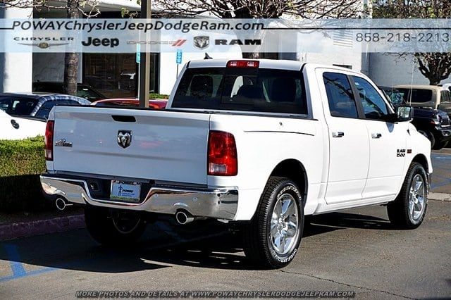 2018 Ram 1500 Crew Cab 4x2,  Pickup #C16082 - photo 2