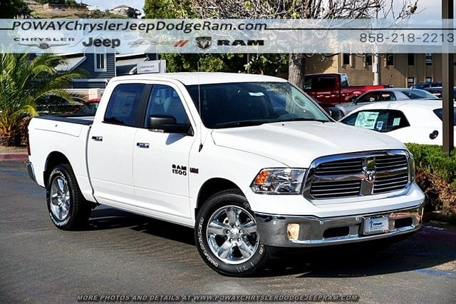 2018 Ram 1500 Crew Cab 4x2,  Pickup #C16082 - photo 3