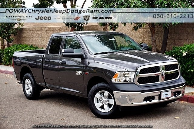 2018 Ram 1500 Quad Cab 4x4,  Pickup #C16127 - photo 3