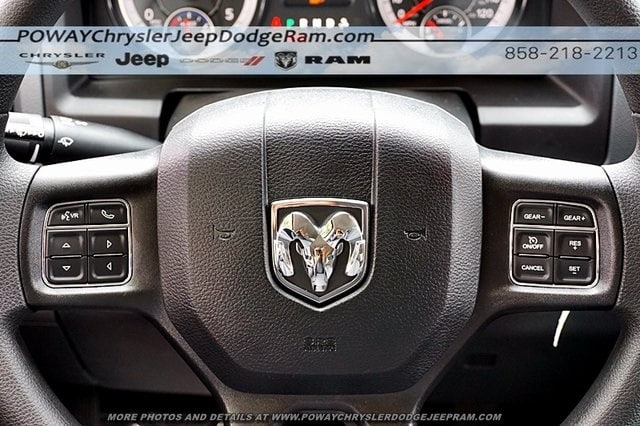 2018 Ram 1500 Quad Cab 4x4,  Pickup #C16127 - photo 24