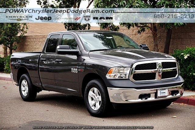2018 Ram 1500 Quad Cab 4x4,  Pickup #C16127 - photo 8