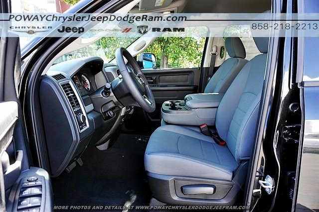 2018 Ram 1500 Quad Cab 4x4,  Pickup #C16151 - photo 19
