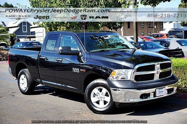 2018 Ram 1500 Quad Cab 4x4,  Pickup #C16151 - photo 3