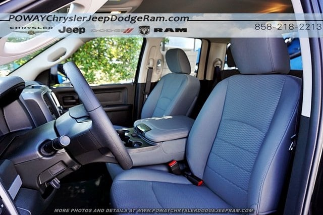 2018 Ram 1500 Quad Cab 4x4,  Pickup #C16151 - photo 20